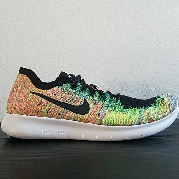 bea3c6929f393 Nike Free RN Flyknit 2017 Nike 880843 005 New